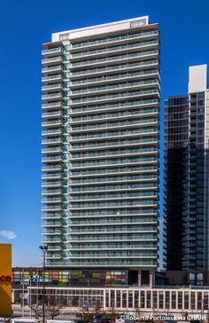 Discovery Building B - The Skyscraper Center, Photo Roberto Portolese
