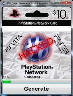 Psn Codes Generator 2015 - we-hack.com - Home of Hacks
