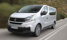 FIAT Talento 1.6 EcoJet 125 PS Combi by drive.gr