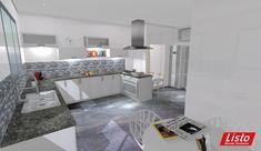 Kitchen Island, Home Decor, Blue Prints, Island Kitchen, Decoration Home, Room Decor, Home Interior Design, Home Decoration, Interior Design