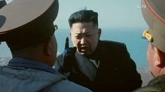 """kim jong un - """"For the last time lads..I am not fat !!!"""""""