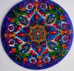 Petra Mística - ColorindoSeuAstral: Mandalas