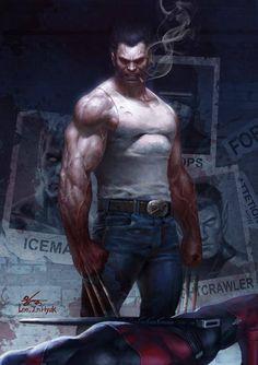 Wolverine by In-Hyuk Lee *