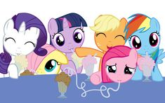 My Little Frosty - Friendship is Milkshakes | My Little Pony: Friendship is Magic | Know Your Meme Best Cartoons Ever, Cool Cartoons, My Little Pony Collection, Baby Pony, Side Pony, My Little Pony Drawing, Mlp Pony, My Little Pony Friendship, Equestria Girls