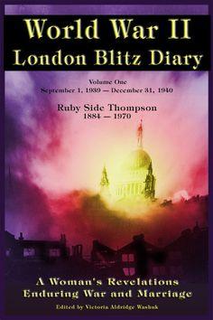 Ruby Thompson living during World War ll London by WorldWarll