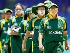 Pakistani women cricketers arrive in Cuttack for Women's World Cup