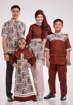 Ingin Tampil Harmonis dan Serasi? Gunakan Baju Muslim Terkini Model Sarimbit!!! - Baju sarimbit merupakan baju muslim terkini yang motif bajunya sama dan di...