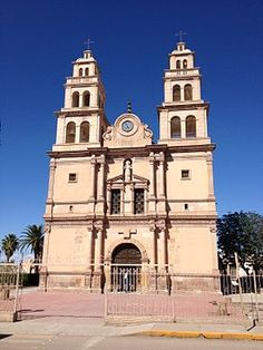 Templo de San Jeronimo - Aldama, Chihuahua