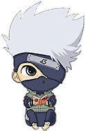 Chibi Kakashi Hatake  #stickers #anime #character #naruto #shippuden #kakashi #hatake #jounin #ninja #cartoon #chibi #kawaii #manga