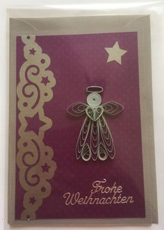 Quilling, Notebook, Cards, Quilting, Playing Cards, Quilling Art, Notebooks, Maps, Paper Quilling