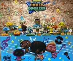 Fiesta Tematica Mini Beat Power Rockers Lucca, Rockets, 1, Fictional Characters, Birthday Party Ideas, Ideas Party, Golden Birthday, Ideas Aniversario, Baby Birthday