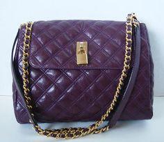 purple marc jacobs bag
