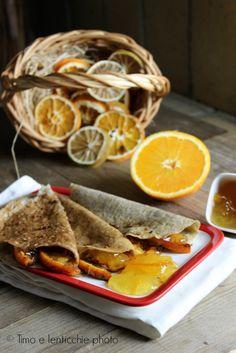 crespelle di grano saraceno all'arancia  http://blog.giallozafferano.it/timoelenticchie/crespelle-di-grano-saraceno-allarancia/