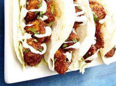 Crack Chicken TacosDelish