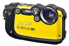 Fujifilm FinePix XP200 2