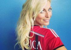Tifosi #rossoneri: Federica #Fontana