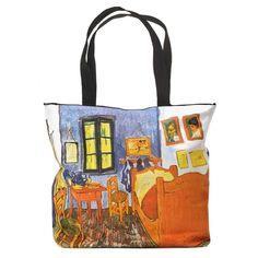 Colorful Tote Bag Original Art Gift Custom Gift Street Art Bag Original Art Bag Gift For A Girl