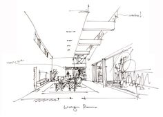 Home Decorating Websites Free Product Site Analysis Architecture, Interior Architecture Drawing, Interior Design Renderings, Architecture Concept Drawings, Bamboo Architecture, Interior Sketch, Architecture Plan, Perspective Sketch, City Sketch
