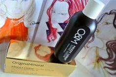 Original Mineral Frizzy Logic shine serum