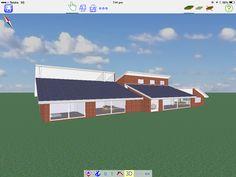 My Design, Multi Story Building