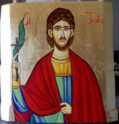 Caïus Torpetius saint martyr de Saint Tropez