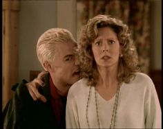 Buffy - The episode where spike comes back to sunnydale in hopes to find a love spell for Druscilla.