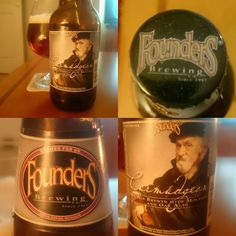 Founders Carmadgean a nice Sunday beer.  #founders #beer #carmadgean #strongale #americanbeer #sundayfunday