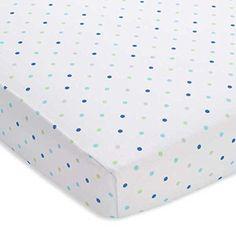 BreathableBaby Wick-Dry Crib Sheet, Blue Mist Dot Fashion... http://www.amazon.com/dp/B00J363Y78/ref=cm_sw_r_pi_dp_BDLmxb03QEBD9