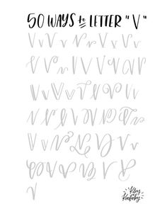 Fonts .   Click to check out emotions elictied by different types of fonts. Hand Lettering Alphabet, Doodle Lettering, Creative Lettering, Lettering Styles, Calligraphy Letters, Typography Letters, Brush Lettering, Caligraphy, Abc Alphabet