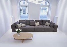 sedací souprava Tetra Sofa, Couch, Furniture, Design, Home Decor, Settee, Settee, Decoration Home, Room Decor