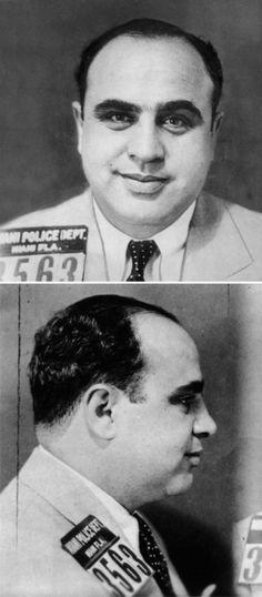 Italian Mafia Pictures--Al Capone Italian Gangster, Real Gangster, Mafia Gangster, Minions, Chicago Outfit, Mafia Families, Al Capone, The Godfather, Historical Pictures
