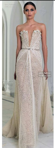 Abed Mahfouz Couture/ Magnificent!