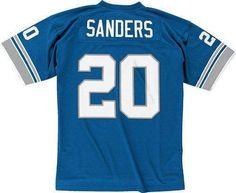 Cheap NFL Jerseys Wholesale - Detroit Lions Barry Sanders from Dan Tearle | Athlete Art ...