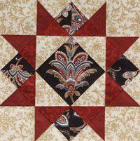 Quilt BOM - Mystery Quilt: Block of the Month