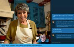 Skype Translator ya está disponible sin proceso de registro http://blogueabanana.com/tecnologia/skype-translator.html