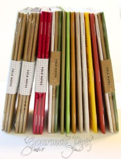 Field Notes Drive the Gap by GourmetPens, via Flickr
