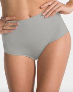 c2466c0ce  34 SPANX Retro Brief Panty Shapewear Women s FS0115 Moon grey Size M  SPANX…  Women s