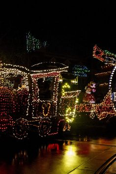 Watching the Main Street Electrical Parade As an Adult