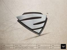 Dribbble - Zapmin - Z-Shield Icon by Gert van Duinen