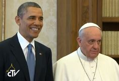 @JohnLAllenJr If pics are worth 1000 words, what's this one from this morning's Obama/Pope Francis meeting saying?