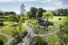 Garten Golf Courses, Dolores Park, Landscape, Travel, Design, Nursing Management, Large Backyard, Landscape Diagram, Viajes