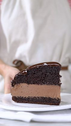 Fun Baking Recipes, Homemade Cake Recipes, Sweet Recipes, Dessert Recipes, Cakes That Look Like Food, Delicious Desserts, Yummy Food, Cooking Cake, Chocolate Recipes