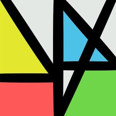 New Order - Music Complete on 2LP + Download