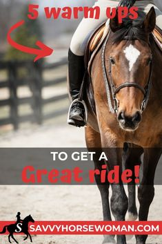 Have a great ride with these warm up tips for horseback riders. Equestrian, Horse, Warm, Group, Tips, Horseback Riding, Horses, Show Jumping, Equestrian Problems