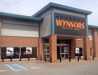 Type in your post code to find your nearest Wynsors World of Shoes store.