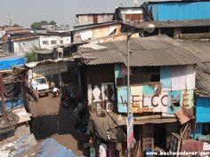 Dharavi slum, Mumbai http://beckwanderer.com/dharavi-mumbai-slums/ #travel