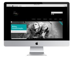 WebSite Sim Beauty Salon
