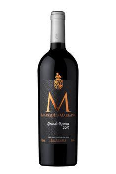 Nombre del vino: Marqués de Marialva Grande Reserva. Añada: 2010. Tipo: Tinto…