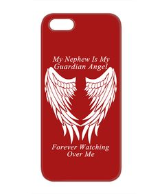 Nephew Guardian Angel Phone Case