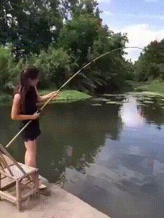 Idź na ryby, będzie fajnie!